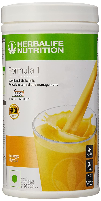 Herbalife Formula 1 Shake(Mango)