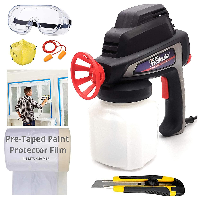 Homdum Electric HVLP Paint Spray Gun
