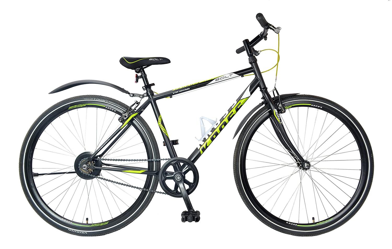 KROSS Men Bolt 28T Single Speed Road Bike