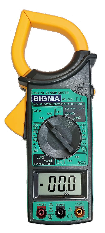 Sigma Instruments Digital AC Clamp Meter