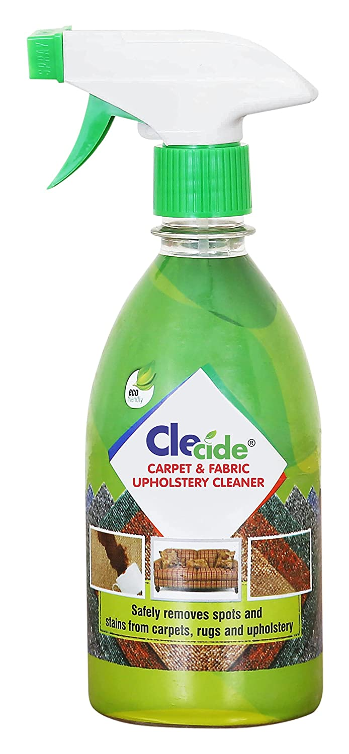 Clecide Carpet and Fabric Upholstery Cleaner